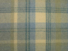 Elgin Wool Effect Washable Scottish Tartan Check Plaid Curtain Upholstery Fabric
