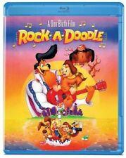Rock a DOODLE - Blu-ray Region 1