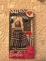 Barbie Fashion Pack SUPERGIRL Fits CURVY BARBIE! Purse Doll Clothes Set & Watch