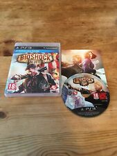 BioShock Infinite (Sony PlayStation 3) PS3 Game Boxed Manual Complete