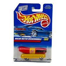 1991 Hot Wheels Oscar Mayer Wienermobile Collector #204