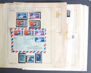 Mongolia Hungary Korea+ 1961+ SPACE Collection, MNH/** + FDC + Covers !!! Rocket