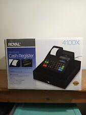 New Listingroyal 410dx Electronic Black Cash Register