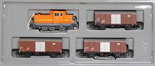 Märklin 2847 H0 Schweizer Nebenbahn-Güterzug mit Henschel DHG 700 NEU-OVP (S)