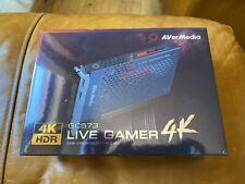 AverMedia Live Gamer 4K (GC573) Game Streaming Capture Card