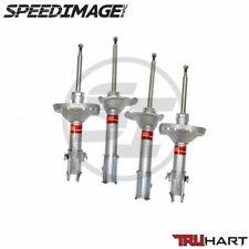 TruHart For 02-07 Subaru WRX & Impreza & WAX STI Lowering Sport Shocks Set For 4