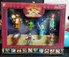 NEW Disney Parks Jim Henson's - Muppet Vision 3D - Poseable Figures Set