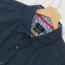 Paul Smith London Men's XL Blue Fitted Shirt
