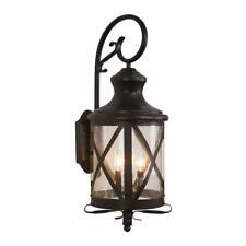 Yosemite Lorenza 4 Light 29 inch Walll Lantern Oil Rubbed Bronze 5364Orb-L