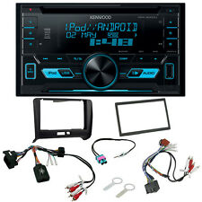AUDI TT 2006 > DOPPIO DIN CD MP3 USB iPhone & Android diretto MUSICA UPGRADE KIT