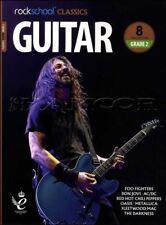 Rockschool Classics Guitar Grade 2 2018 Paperback Book