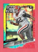 2015 Justin Houston Panini Prizm Draft Tye-Dyed Prizm /49 - Kansas City Chiefs