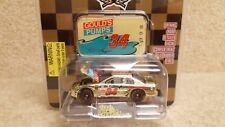 New 1998 Racing Champions 1:64 NASCAR Gold Mike McLaughlin Goulds Pumps Chevy