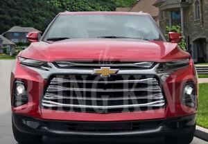 2019-2022 Chevy Blazer Chrome Grille Insert Grill Overlay Trim (L LT only)