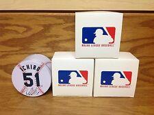LOT of 3 ~ 2004 Ichiro Suzuki Seattle Mariners Logo Watch .372 average 262 hits
