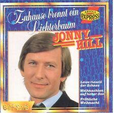 Jonny Hill   CD   Zu Hause brennt ein Lichterbaum
