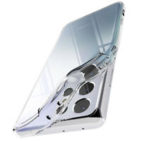 For Samsung Galaxy S21 / S21 Plus / S21 Ultra Case Ringke [AIR] Clear Slim Cover