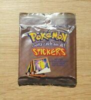 Artbox 1 Tüte Pokemon Stickers Bustine Packet Sobre Pochette Pack Pikachu