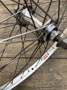 Bmx Old School Front Wheel ARAYA/Suzue 20x1.3/8 Fits On GT Haro Hutch skyway