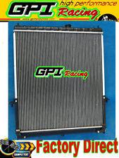 GPI Radiator for Nissan Patrol Y61 GU 3 4 5 4.8L + NO overflow pipe