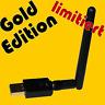 GOLD Edition 300 MBit/s Wlan USB 2.0 Stick Adapter Wireless auch 54 150 300MBit