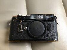 Leica M4 Black Paint Body