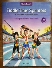Fiddle Time Sprinters Violin Book 3 A Book Of Pieces For Violin With CD