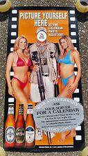 Hooters 20th Anniversary Swimsuit Calendar Girls Photo Shoot  Las Vegas Poster