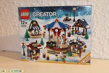 LEGO ® Creator 10235 invernali mercato-NUOVO & OVP -