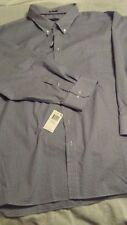 Tommy Hilfger NWT men's dress shirt size 22 35-36 TALL