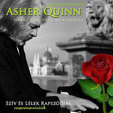 Asher Quinn (Asha) - Heart and Soul Rhapsodies - CD