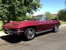 Wunderschönes Corvette C2 Cabrio - jetzt schon zum Winterpreis!!!