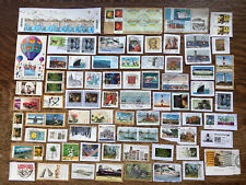 Collection Of Germany Stamps Kiloware