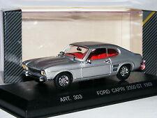 Detail Cars ART303 1969 Ford Capri 2300 GT Silver 1/43