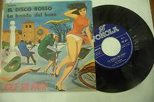"""JOLE SILVANI""""EL DISCO ROSSO-disco 45 Giri FONOLA 1965"""""""