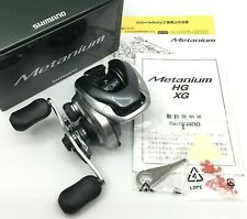 Shimano 13 Metanium Right Handed Baitcasting Reel w/Box <Excellent++> From JAPAN