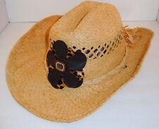 * Ladies Custom Fashion Straw Hat