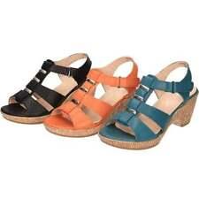 Platforms, Wedges Plus Size Sandals & Beach Shoes for Women