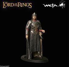 Lord Of Das Rings Elessar Statue 30cm Sideshow Weta