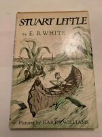 1945 Stuart Little by EB White Hardcover with Dust Jacket