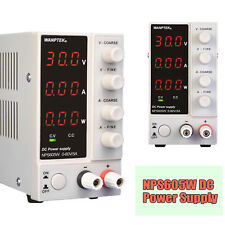 Lab Dc Bench Power Supply Digital Variable Lab Bench Power Supply 0 60v 0 5a