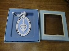 Wedgwood out first home 2007 Christmas Ornament