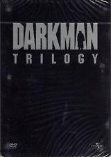 Darkman 1 - 3 , Trilogy , 100% uncut , ultra rare Steelbook , new , Sam Raimi