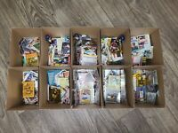 1.5 LB SPORTS CARDS LOT-ALL FOUR MAJOR SPORTS AND MORE  1960's - 2017