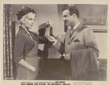 "Kim Novak/Jack Lemmon in  ""The Notorious Landlady"" 1952 Vintage Movie Still"