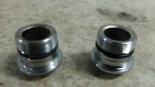 04 Suzuki VS1400 GL VS 1400 Intruder Fork Shock Cap Lid Bolts