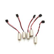 5pcs 4x8mm DC 3.7v 66000rpm Ultrahigh High Speed Micro Mini Coreless Motor Seau