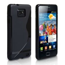 50 X Grip S line Gel Case for Samsung Galaxy S2 SII i9100 wholesale joblot