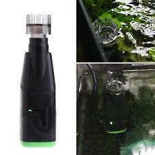 Aquarium Surface Oil Skimmer Fish Tank Pump Filter 300L/H Remover Adjustable JP