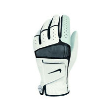 """Nike Tech Xtreme IV Men's Golf Gloves """"3-Pack"""" - White - (Right-Hand, Small)"""